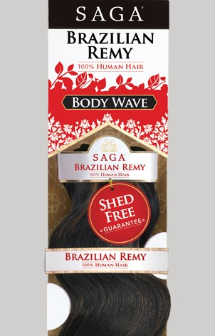 SAGA BRAZILIAN BODY WAVE