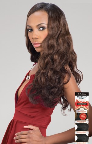 SAGA BRAZILIAN REMY BODY WAVE