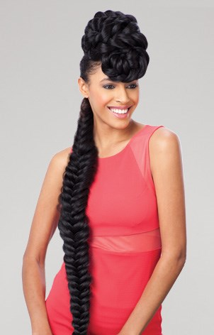 QUE BRAZILIAN REMY NATURAL BRAID