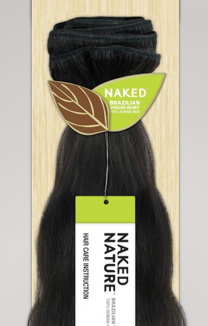 NAKED REMY NATURE