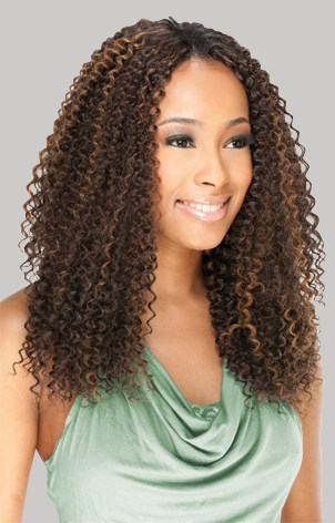 "BRAZILIAN JERRY BUNDLE CURL 4PCS(17"",18"",19"")"
