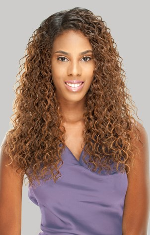 "DOMINICAN KINKY BUNDLE CURL 4PCS(17"",18"",19"")"