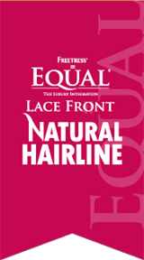 EQUAL NATURAL HAIRLINE
